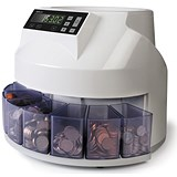 Image of Safescan 1200 Coin Counter and Sorter