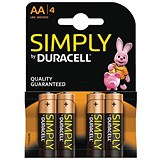 Image of AA Batteries Pack of 4 - Order over £69