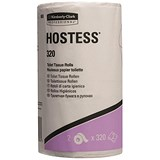 Hostess 320 Toilet Tissue Rolls / 2-Ply / Pack of 36