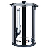 Image of 5 Star Urn with Locking Lid, Water Gauge and Boil Dry Overheat Protection - 20 Litre