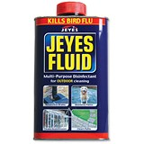 Image of Jeyes Fluid Disinfectant Deodoriser Cleaner - 1 Litre