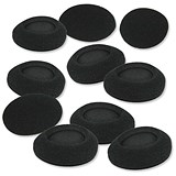 Image of Olympus E61 Ear Sponges Ref E61es [Pack 10]