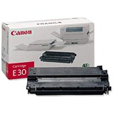 Image of Canon E30 Black Canon E30 Copier Toner Cartridge