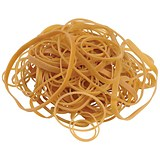 5 Star Rubber Bands / Assorted Sizes / 454g Bag