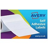 Image of Avery Label Dispenser for 25x50mm / White / 24-426 / 400 Labels