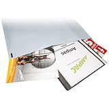 Image of Keepsafe Extra Strong Polythene Envelopes / DX / W400xH430mm / Peel & Seal / Opaque / Box of 20
