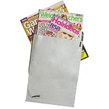 Image of Keepsafe DX LightWeight Envelopes Polythene / W440xH320mm / Peel & Seal / Pack of 100