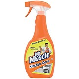 Image of Mr Muscle 5 in 1 Kitchen Cleaner / Lemon / 500ml