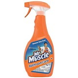 Image of Mr Muscle 5 in 1 Bathroom Cleaner / Spray Bottle / 500ml