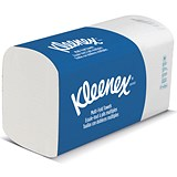 Image of Kleenex Ultra Hand Towels / 15 Sleeves of 124 Towels