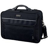 Image of Lightpak Arco Laptop Bag Padded / 17 inch Capacity / Nylon / Black