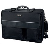 Image of Lightpak Overnight Flight Pilot Case / 17 inch Laptop Compartment / Nylon / Black