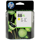 HP 88XL High Yield Yellow Ink Cartridge