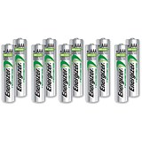 Image of Energizer Advanced Rechargeable Battery / NiMH Capacity 700 mAh LR03 / 1.2V / AAA / Pack of 10