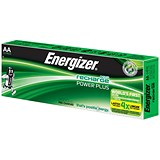 Image of Energizer Rechargeable Battery / NiMH Capacity 2000mAh HR6 / 1.2V / AA - Pack of 10