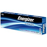 Energizer Ultimate Lithium Battery / LR06 / 1.5V / AA / Pack of 10