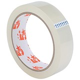 Image of 5 Star Large Clear Tape Rolls / 25mm x 66m
