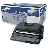 Image of Samsung ML-D4550A Black Laser Toner Cartridge
