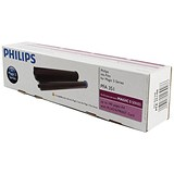 Image of Philips PFA351 Black Fax Ink Film Cartridge