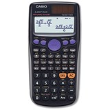 Image of Casio Calculator Scientific Solar and Battery TwinLine Natural Textbook Display 10+2 Digit Ref FX85GT