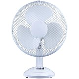 Image of 5 Star Desk Fan / Oscillating / Tilt and Lock / 16""