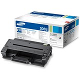 Image of Samsung MLT-D205S Black Laser Toner Cartridge