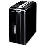 Image of Fellowes DS-1200Cs Deskside Shredder Cross-cut DIN3 P-3 DS-1200C
