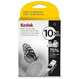 Image of Kodak 10 Series High Yield Black Inkjet Cartridge