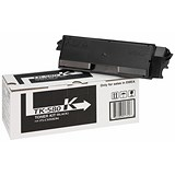 Image of Kyocera TK-580K Black Laser Toner Cartridge