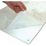 Image of COBA FirstStep Anti-Contamination Mat / 30 Layers / W450xD1170xH1.5mm / White / Pack of 4