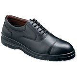 Image of Sterling Steel Oxford Shoes / Size 12 / Black