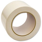 Image of Floor Marking Tape Heavy Duty White 75mm x 33m