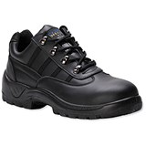 Image of Portwest S1P Trainer Shoes / Size 10 / Black
