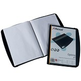 Image of Rexel Professional Display Book / 20 Pockets / A4