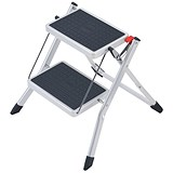 5 Star Mini Folding Stool - 2 Step