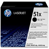 Image of HP 51X Black Laser Toner Cartridge