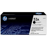 Image of HP 53A Black Laser Toner Cartridge