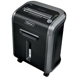 Image of Fellowes 79Ci Deskside Shredder Cross-cut DIN3 P-4 Ref 4679101