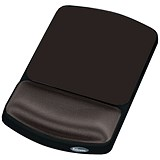 Image of Fellowes Height-Adjustable Gel Mouse Pad - Graphite
