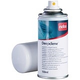 Image of Nobo Deepclene Board Cleaner Aerosol Can - 150ml