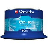 Verbatim CD-R Spindle - Pack of 50