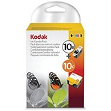 Image of Kodak 10 Series Black and Colour Inkjet Cartridges (2 Cartridges)
