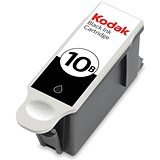 Image of Kodak 10 Series Black Inkjet Cartridge