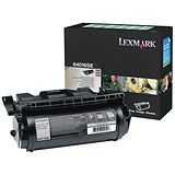 Image of Lexmark 64016SE Black Laser Toner Cartridge