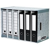 Fellowes Bankers Box System File Store Modules / Pack of 5