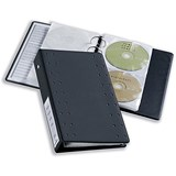 Image of Durable CD & DVD Pocket for Index 20 Ring Binder - Pack of 5