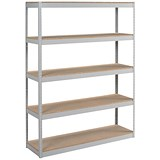 Image of Influx Heavy-duty Archive Shelving Unit / Extra Wide / 5 Shelves / 1500mm Wide