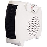 Image of 5 Star Fan Heater Adjustable Position 2 Heat Settings 2Kw