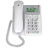 BT Decor 2200 Telephone 3-line LCD 50-entry Phonebook 30 Caller IDs Ref 061127