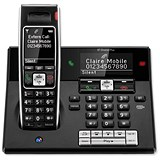 Image of BT Diverse 7460 Plus DECT Telephone Cordless SMS SIM Read/Write TAM 27min 200-entry Directory Ref 060747